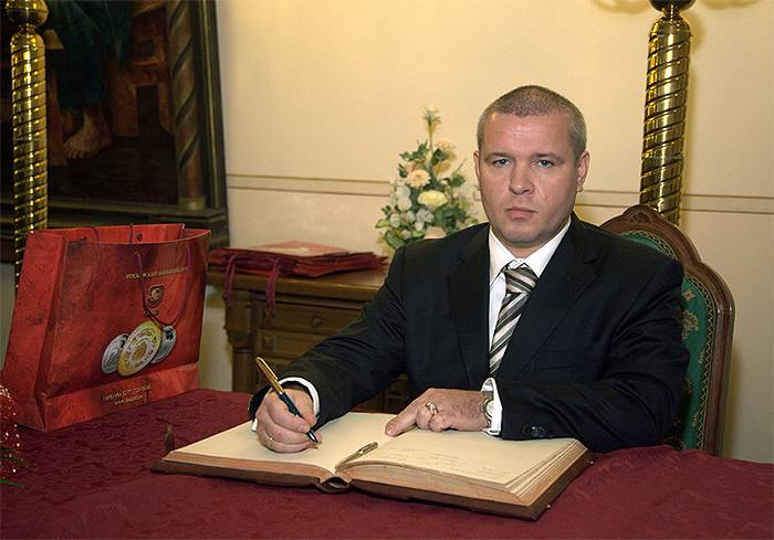 Сергей Александрович Буренин