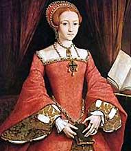 Єлизавета 1 Реферат