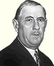a biography of charles andre marie joseph de gaulle Search this site search search results charles andre joseph marie de gaulle: european\\french.