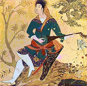 Омар Хайям миниатюра