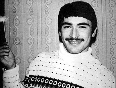 Михаил Ходорковский в молодости