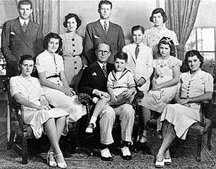 Patrick Bouvier Kennedy: история семьи Кеннеди