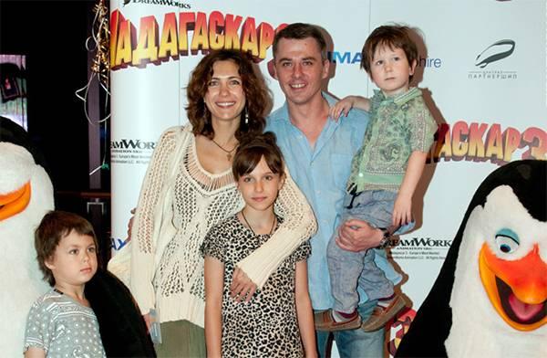 Актриса екатерина климова с детьми 71
