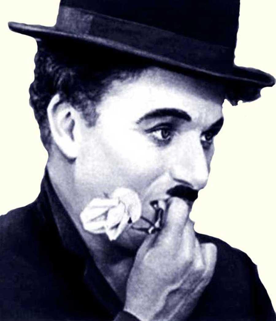 Чарли Чаплин биография