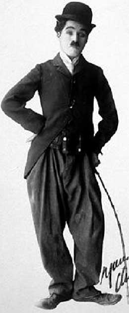 Чарлз Спенсер Чаплин, Chaplin