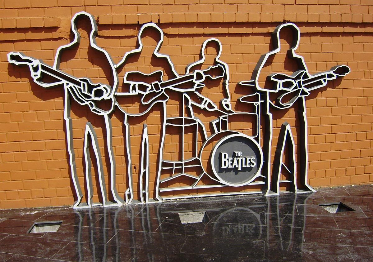 �������� ������ �The Beatles� � �������������