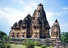 Храм Кандарья Махадева в Кхаджурахо. 10-11 вв. Индия