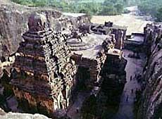 Храмы Эллоры