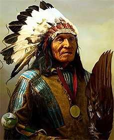 Мифы и легенды канадских индейцев