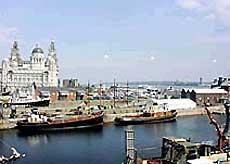 Ливерпуль, порт