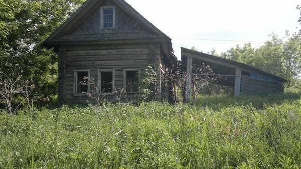 Россия заброшенные деревни статья. СПАСИБО