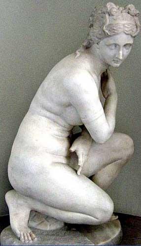 Венера уклінна